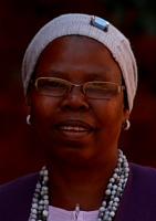 Portrait of Messie Khoza