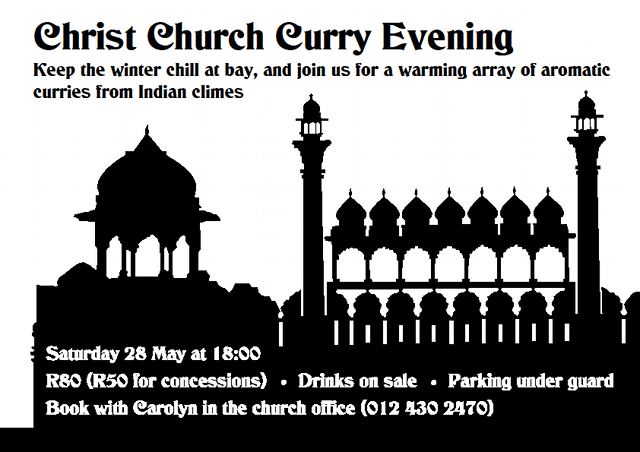 Curry Evening Poster