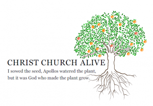 Christ Church Alive logo