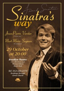 Sinatra's way. Email